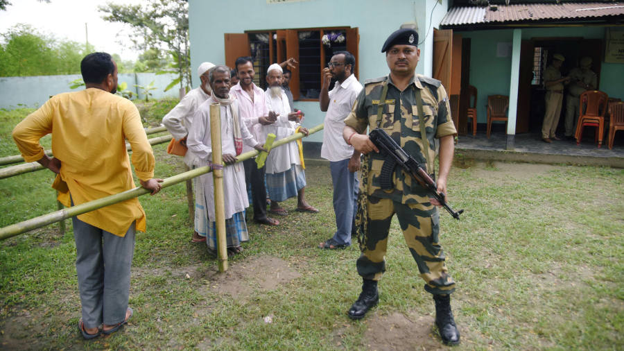 Indian residents register excludes 1.9m Assam residents
