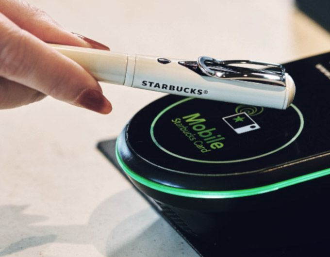 Starbucks Japan Launches A Particular Pen That Lets You Pay For Espresso
