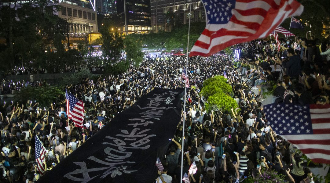 Hong Kong Protesters Need U.S. Regulation Pushing Extra Scrutiny of Their Battle With Beijing. However Would It Backfire?